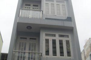 Bán Nhà Trần Xuân Soạn quận 7 ( 3 Lầu )