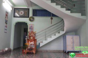 Bán Nhà Khu Kiều Đàm quận 7 ( 2 Lầu )